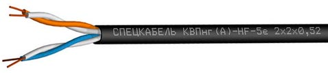 кабель КВПнг А HF 5е