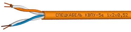 кабель КВПУ 5е